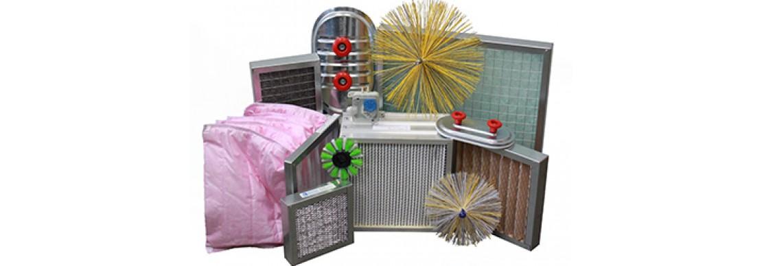 Воздушные фильтры систем вентиляции